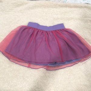 Pink net pretty Disney skirt